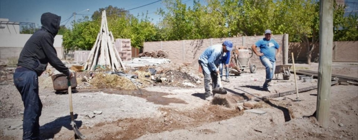 CONSTRUCCION DE CUNETAS EN ZONA NORTE